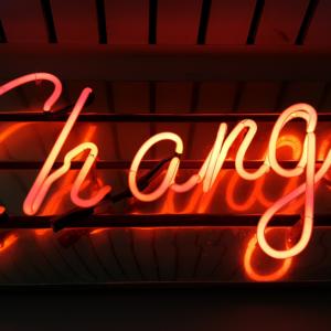Teama de schimbare