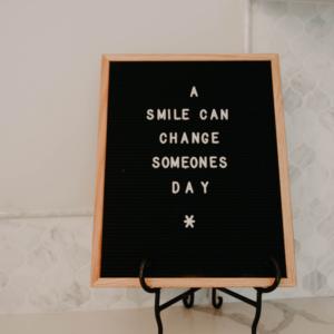 Atitudine pozitiva la job